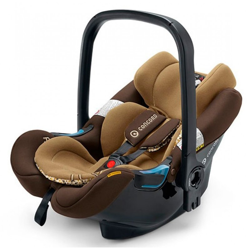 Детское автокресло люлька Air Safe Сoncord от 0 до 13 кг