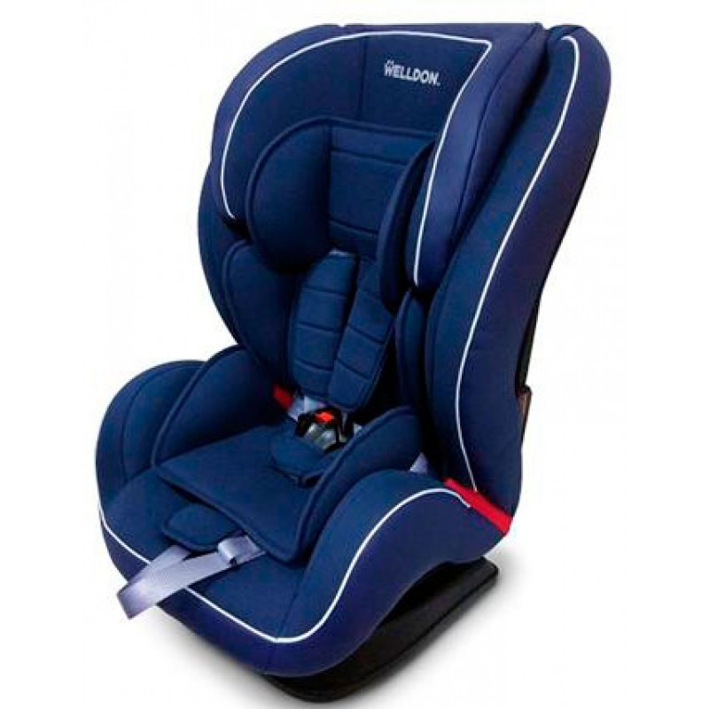 Автокресло Welldon Encore Isofix