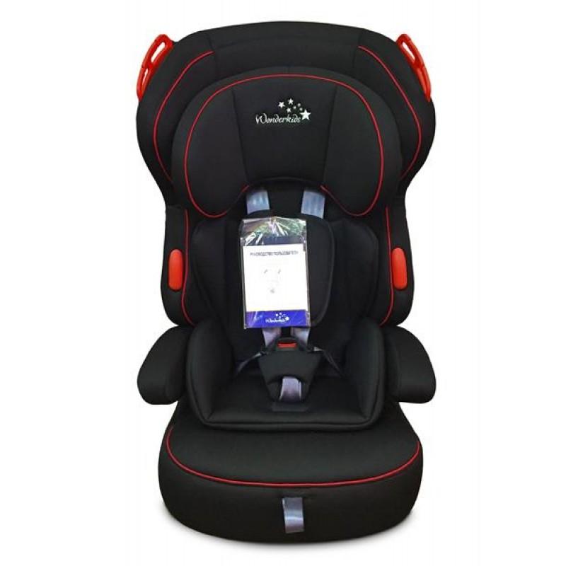 Детское автокресло Wonderkids VALET SAFE от 9 до 36 кг