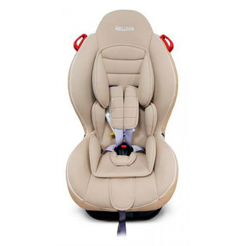 Автокресло Welldon Smart Sport Isofix от 9 до 25 кг