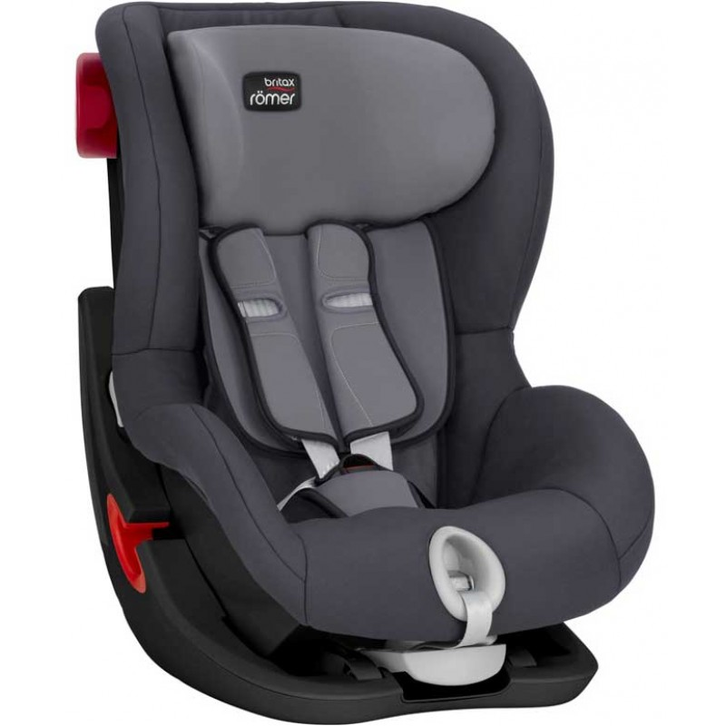 Автокресло BRITAX-ROMER KING II BLACK SERIES