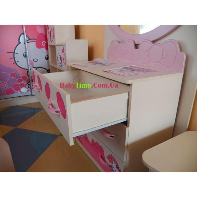 Детская комната для девочки ХЕЛЛО КИТТИ