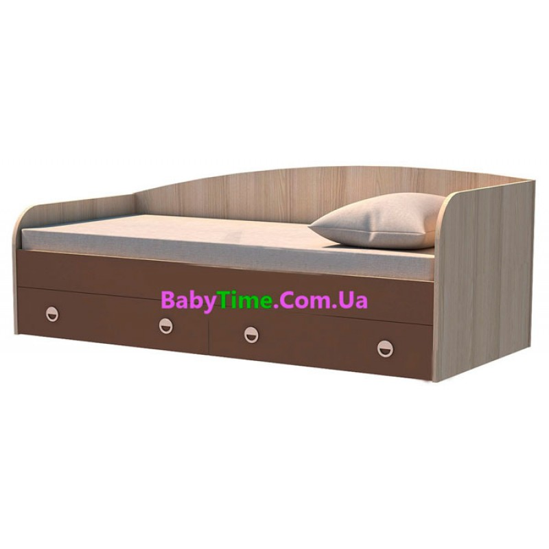 Детская кровать ОСЕННИЙ БЛЮЗ