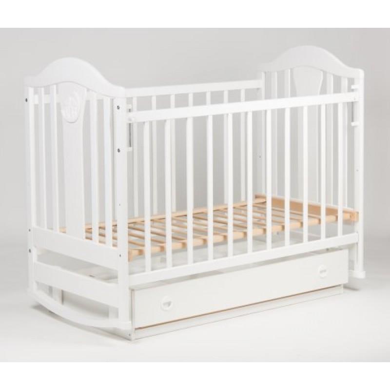 Детская кроватка НАПОЛЕОН NEW маятник