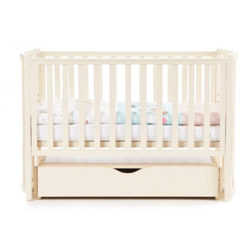 Детская кроватка Верес ЛД14 Соня маятник/ящик