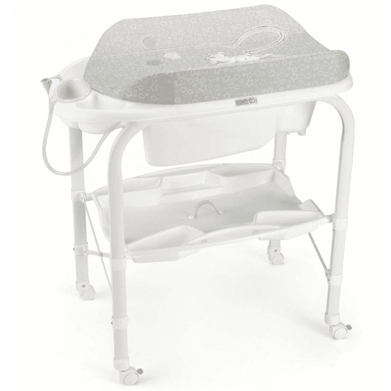 Столик для пеленания с ванночкой Cam Cambio