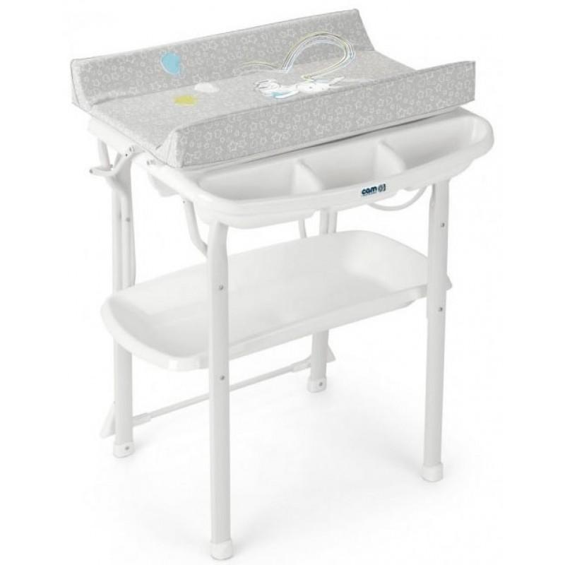 Столик для пеленания с ванночкой Cam AQUA SPA