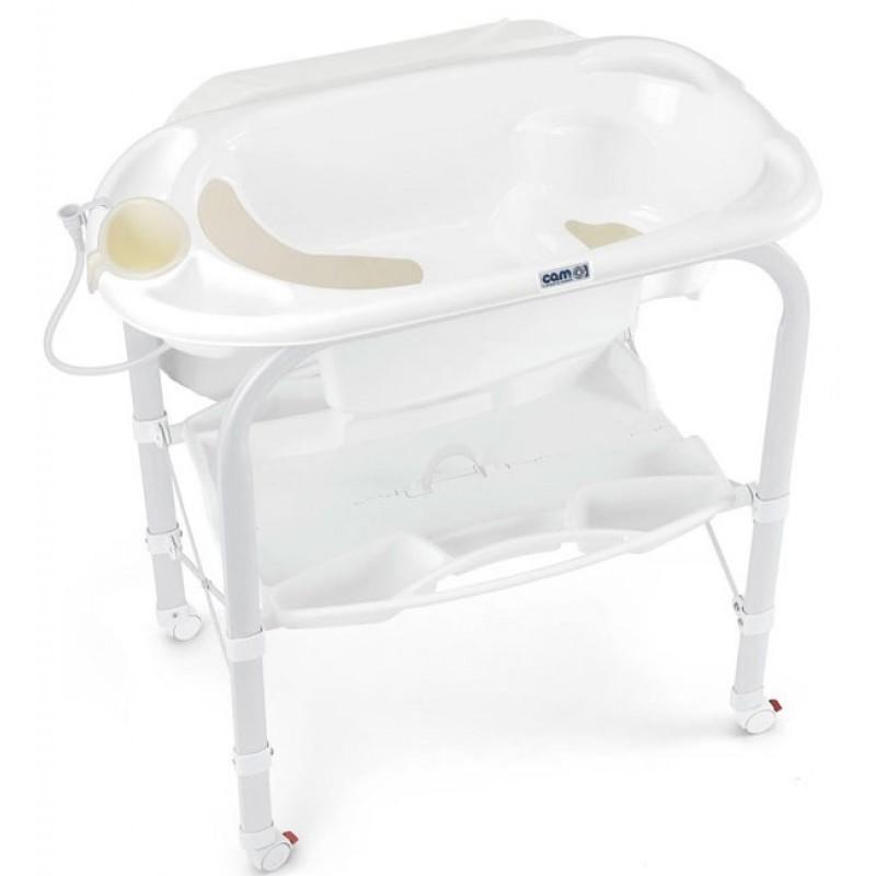 Пеленальный столик с ванночкой CAM Cambio AMORE MIO