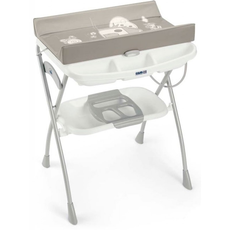 Столик для пеленания с ванночкой Cam Volare