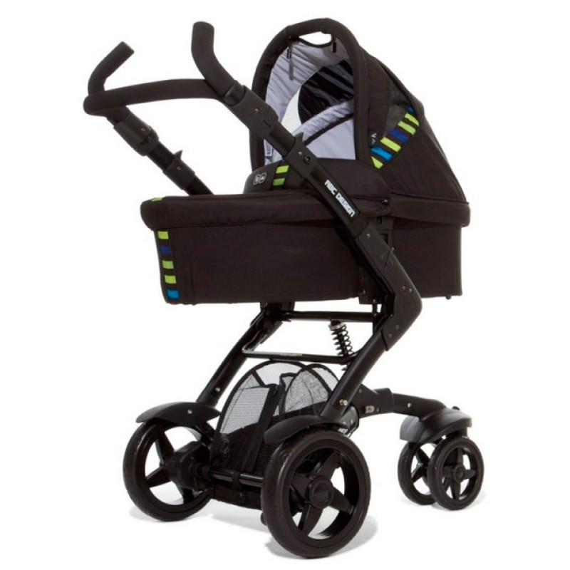 Детская универсальная коляска 2 в 1 ABC design 3 Tec