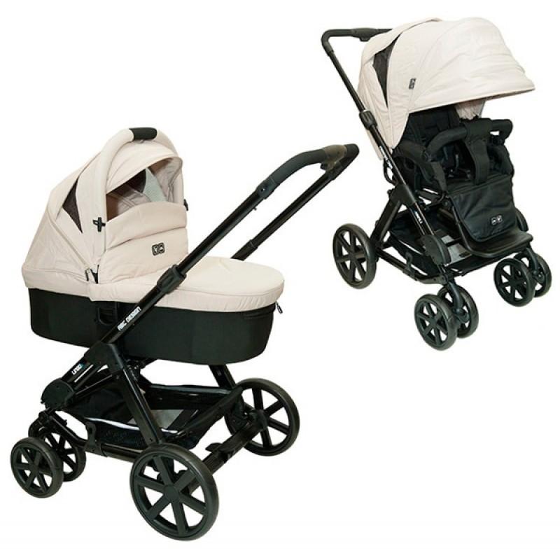 Детская универсальная коляска 2 в 1 ABC design Lingo 6S
