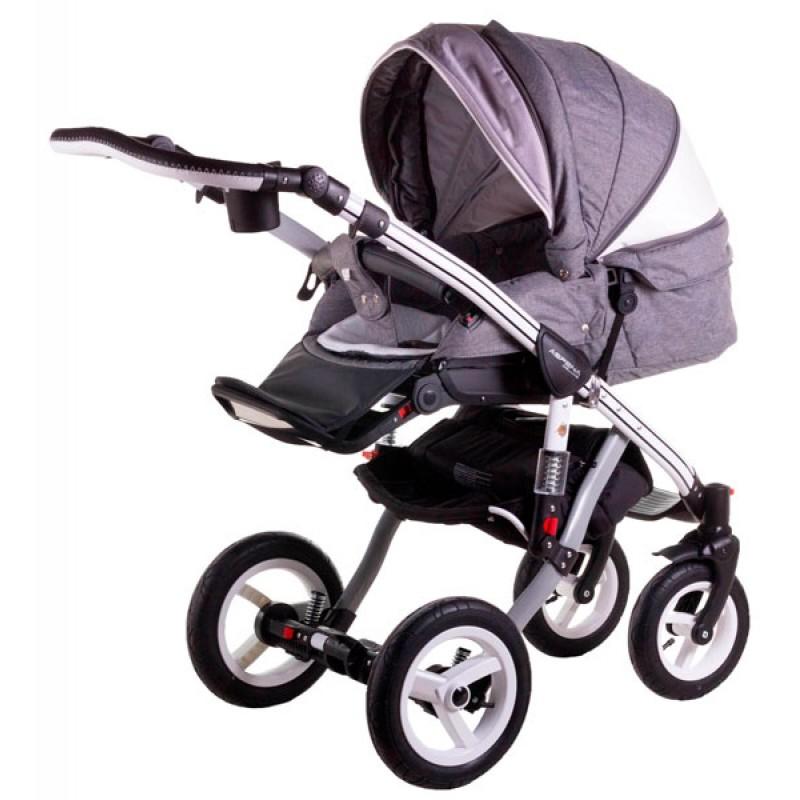 Детская коляска 2 в 1 Adamex Aspena Grand Prix Collection