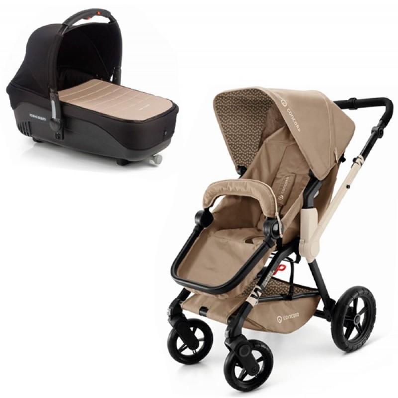 Универсальная детская коляска 2 в 1 Concord WANDERER
