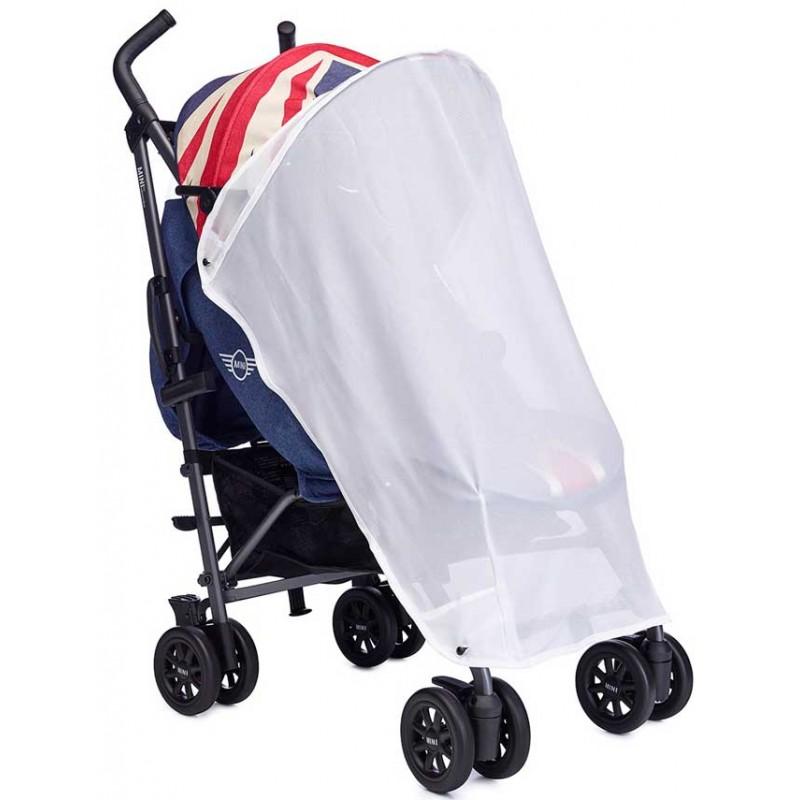 Москитная сетка на детскую коляску трость Easy walker MINI buggy