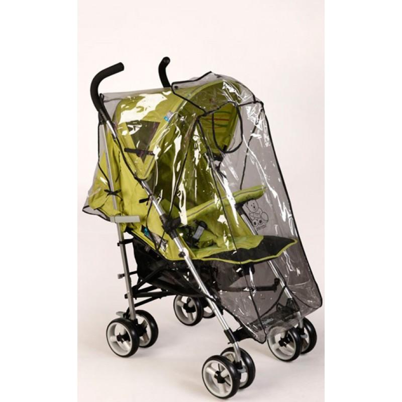 Дождевик на прогулочную коляску Baby Breeze