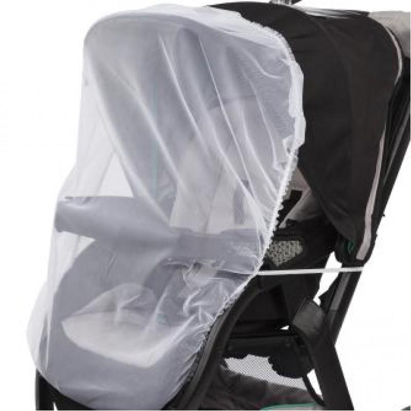Москитная сетка универсальная на детскую коляску