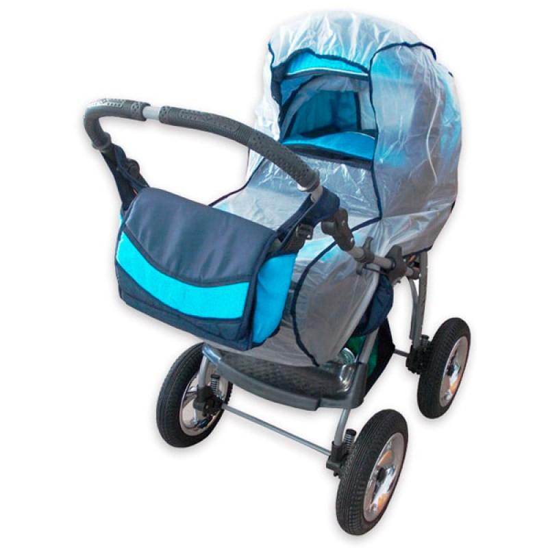 Дождевик на детскую универсальную коляску