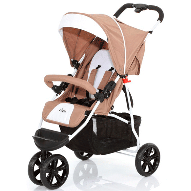 Детская прогулочная коляска ABC design Treviso 3S