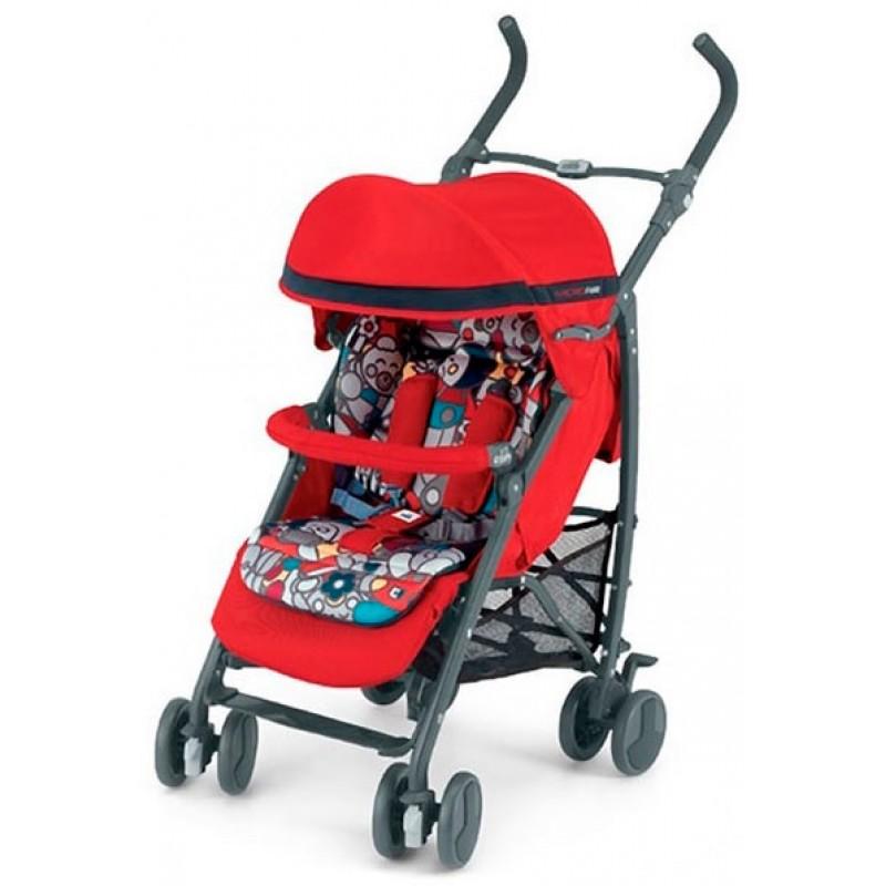 Детская прогулочная коляска трость CAM Microair