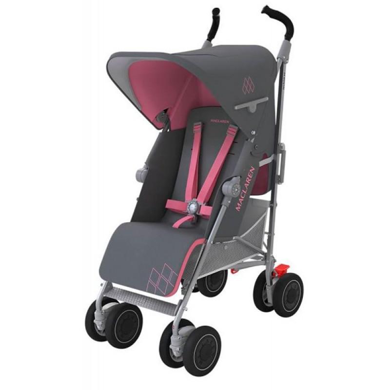 Детская прогулочная коляска трость Maclaren Techno XT New