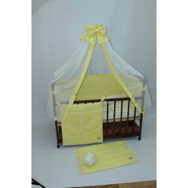 Детский постельный комплект 10 предметов Радуга