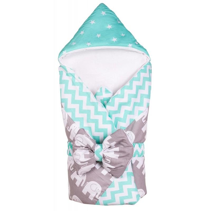 Конверт одеяло новорожденному Babyroom