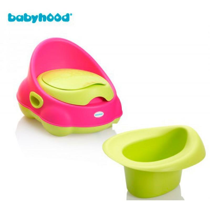 """Горшок детский Babyhood """"Изобретатель"""""""