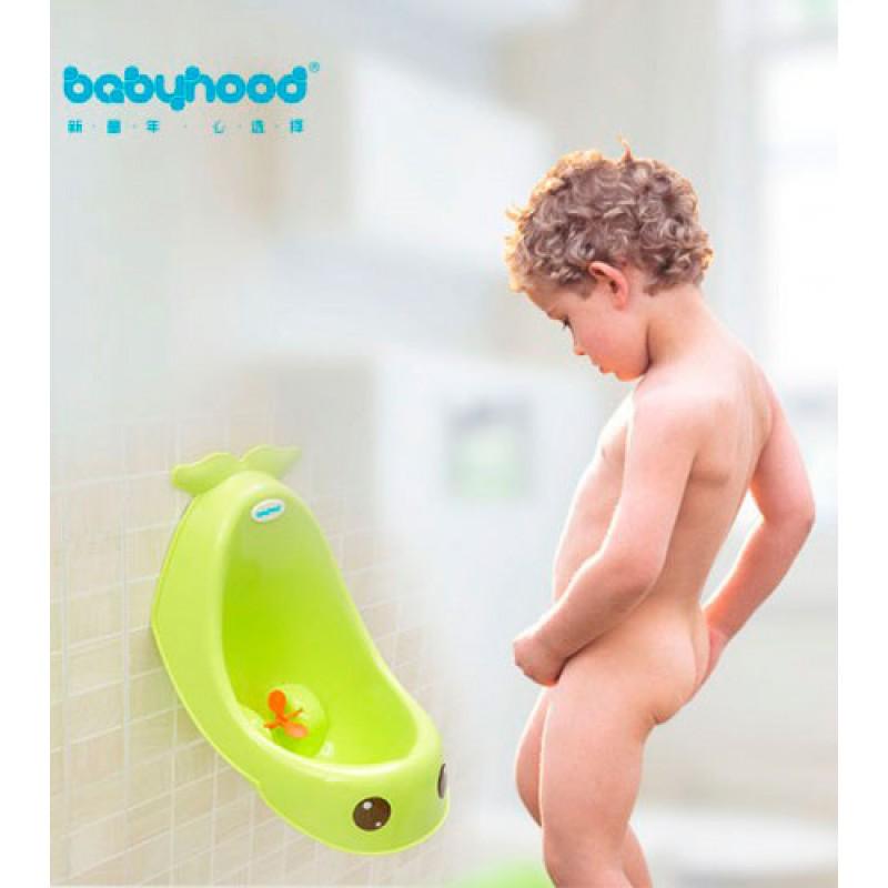 Писсуар для мальчиков Babyhood
