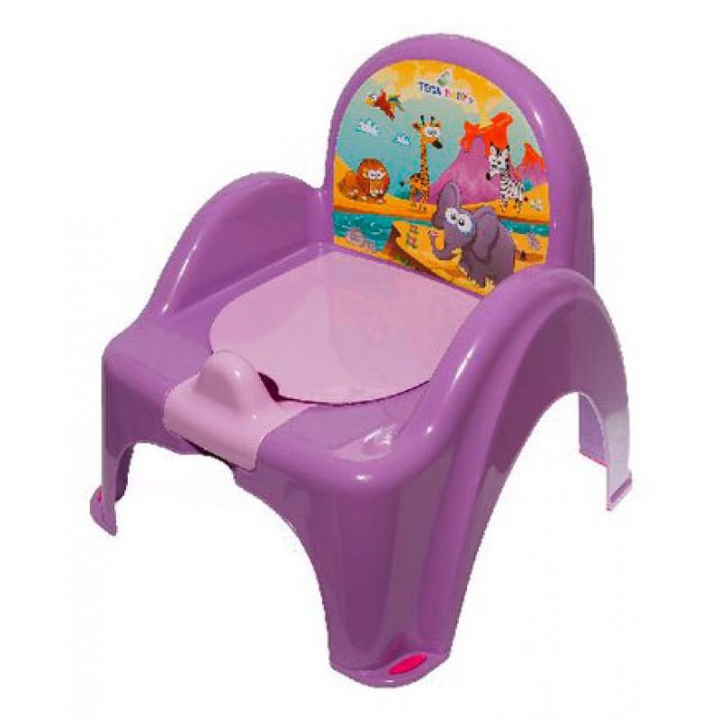 Горшок-кресло Tega SafariГоршок-кресло Tega Safari