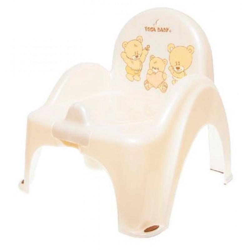 Детский горшок-кресло Teddy Bear Tega