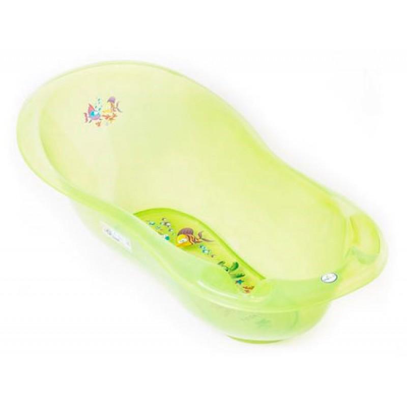 Детская ванночка c термометром AQUA Tega