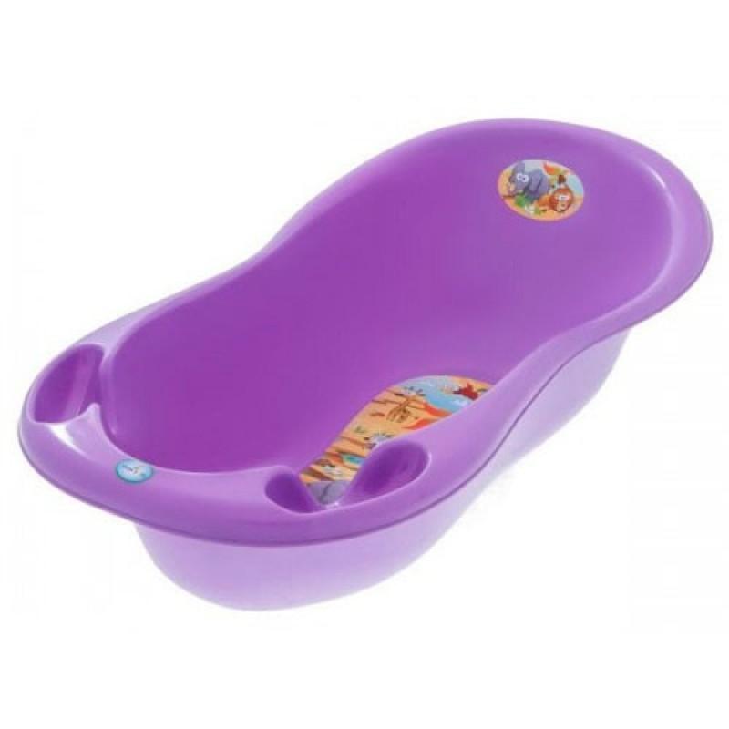 Детская ванночка с термометром ванночка Tega Safari